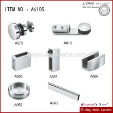 door hardware accessories moving door series