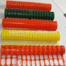 Colorful Plastic Snow and Warning Barrier Fence 50m per roll