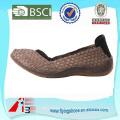 Hechas a mano elásticos tejidos zapatos individuales mujeres