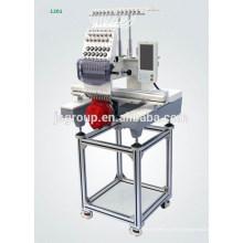 JS Cap / máquina de bordar computarizada tubular