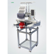 JS Cap / máquina de bordar computadorizada tubular