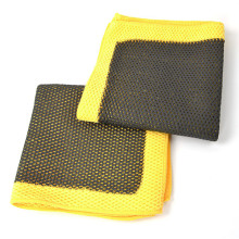 Toalha de Abacaxi Edgeless Microfiber Glass Cloth