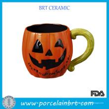 Keramik-Halloween-Geschenk-Kaffeetasse