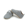 2018 Fashion Lattice Canvas Oxford Oxford schoenen
