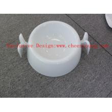 Bacia cerâmica do animal de estimação (CY-D1004)