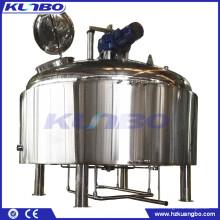 KUNBO Brewery Brewing System Mash Tun y Lauter Tun