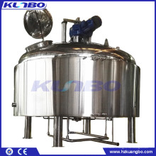 KUNBO Brewery Système de brassage Mash Tun & Lauter Tun