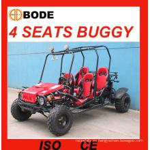 Venta caliente 150cc Dune Buggy con cuatro asientos