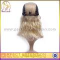 Peluca de pelucas falsas rizadas gruesas del cabello humano del producto de la mejor venta