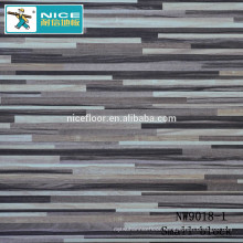 NWseries Small block Parquet wood flooring HDF board Wood floor