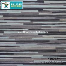 NWseries Bloco pequeno Pavimento em madeira Parquet Placa HDF Pavimento em madeira