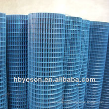 welded wire mesh screen/welded wire netting 1.2m height/pvc coated roll mesh 1/4""