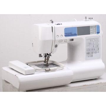 Machine de broderie et de couture pour ordinateur domestique Machine de broderie et de couture informatisée pour le ménage