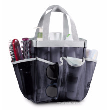 Mesh Shower Caddy Tote - 7 Pockets - Assorted Colors