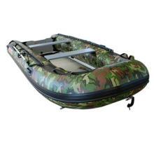 Barco de pesca inflável do PVC para a venda