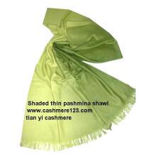 Silk Cashmere Ombree Shawls