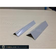 Dois Tamanhos Alumínio Silver Color Protetor de Borda