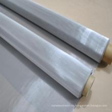 resistencia a la corrosión Hastelloy alloy Wire filter Malla USN N10276 malla de alambre tejido para industrias de pulpa