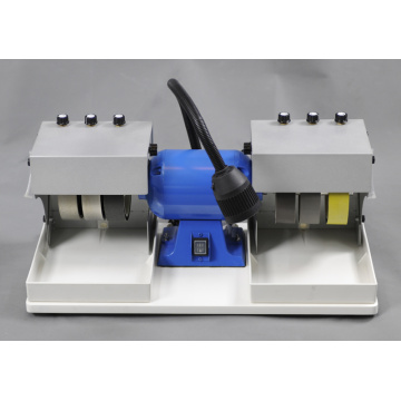 """6"""" Lapidary Cabochon Cabbing Grinder Polisher"""