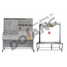 Intelligent Radial Drilling Machine Electric Skill Training Appraisal Assessment Device (Semi-real object)