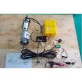 Bateria de 48V 80Ah, bateria lifepo4 do lítio, para a motocicleta elétrica
