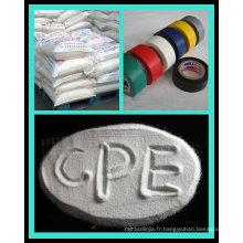 Additifs en caoutchouc CPE135B pour tissu caoutchouté