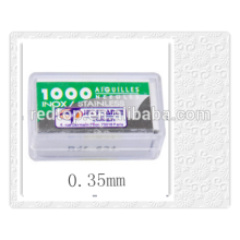 sterilize Permanent loose tattoo needles