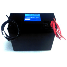 Bateria solar da bateria de lítio 24V 10ah LiFePO4