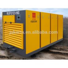 Compressor de ar diesel móvel, Compressor de ar portable do parafuso de diesel para a venda Compressor de ar móvel