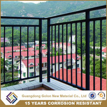 Modern Simple Beautiful Decorative Wrought Iron Balusters, Indoor Balcony Railing