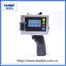 Impresora de chorro de tinta manual portátil S100 de la impresora de chorro de tinta de mano