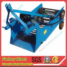 Máquina de agricultura 1 fila Potato Digger Lovol Tractor montado cosechadora de patatas
