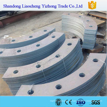 Hot sale flame cutting part plate