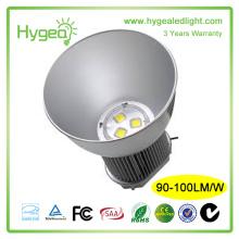 Prof fábrica de explosão 150W 3 anos de garantia Luz LED Bay alta