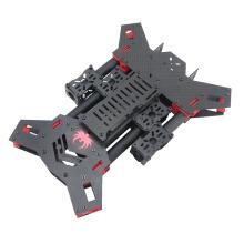 H4 Folding Carbon Fiber Quad Copter Frame