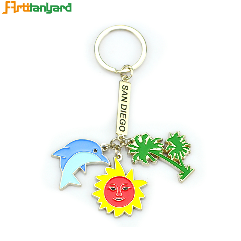 Personalized Friendship Keychains