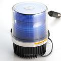 Duplo LED Flash luz sinal de advertência (HL-212 azul)