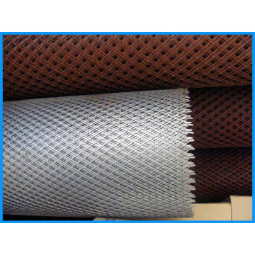 1mm Galvanized Expanded Metal Wire Mesh