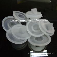 Pieza de válvula de Duckbill de goma de silicona del molde personalizado