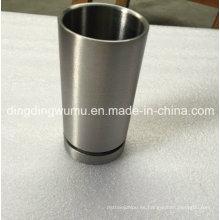 Tubo de tungsteno puro modificado para requisitos particulares para la capa de la farfulla