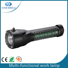 Multifunctional Led Work Light with A Hammer