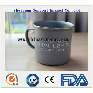 Promotional Enamel Water Mug