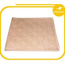 Dernières conceptions tissu africain pas cher en gros, Feitex Bazin Riche, 100% coton fashion lady