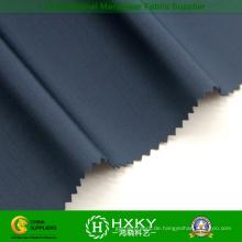 Compound Polyester Pongé Stoff mit Shadow Checks für Freizeitjacke
