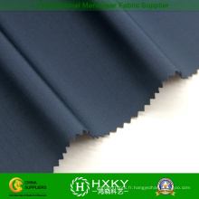 Tissu composé de pongé de polyester avec des contrôles d'ombre pour la veste occasionnelle
