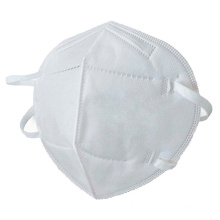 Filtro de máscara de segurança dobrável com proteção de 5 camadas