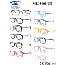 Günstige bunte optische Gläser für Kinder (ML15008)
