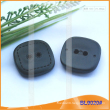 Imitate Leather Button BL9020