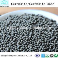 Sable naturel Ceramsite / Ceramsite de schiste pour le traitement des eaux usées