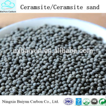 Natural Shale Ceramsite/ Ceramsite sand for Waste Water Treatment